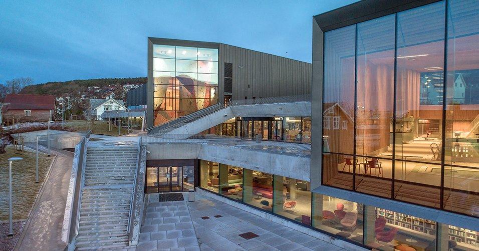 Hvilket byggverk blir Norges beste?