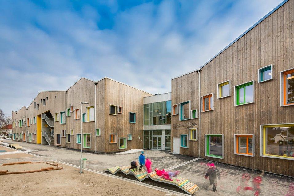 Bli med på kåring av Årets norske skolebygg 2018