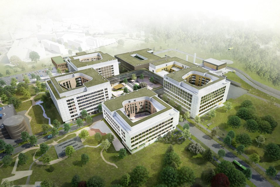 COWI og Nordic i verdenstoppen med nyskapende sykehus-BIM