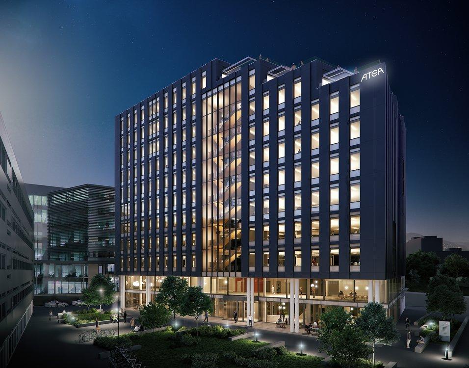 Smarte bygg gir nye muligheter