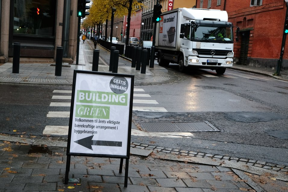 Building Green feirer Oslo sin status som miljøhovedstad
