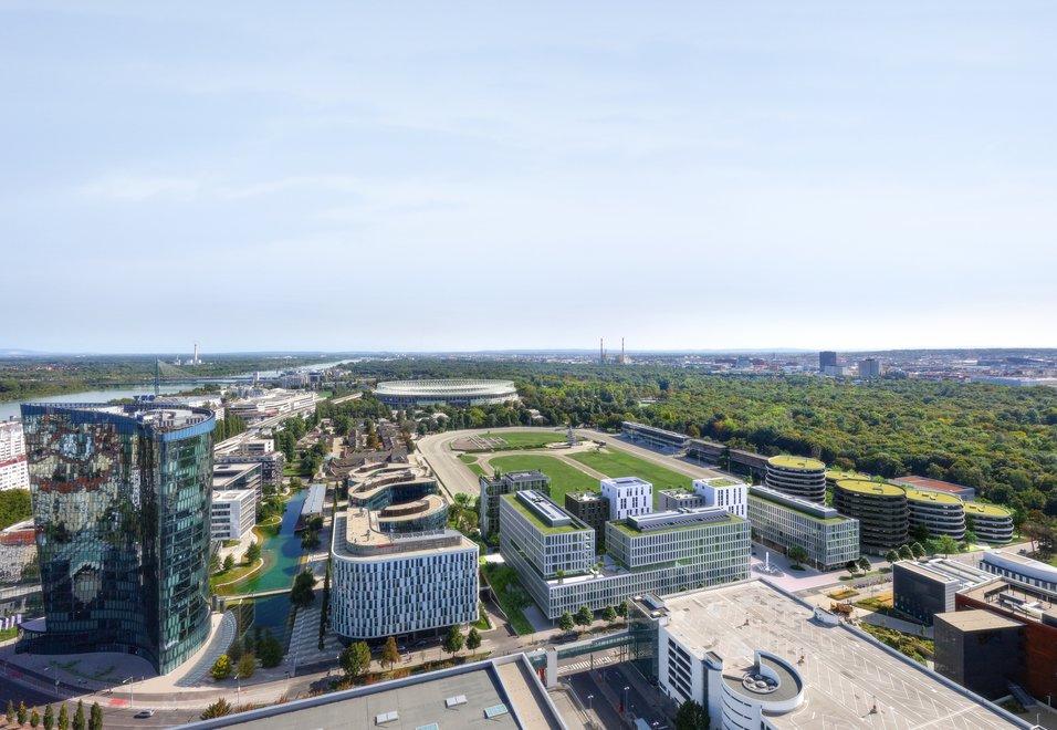 Vellykket byutviklingsprosjekt i Wien