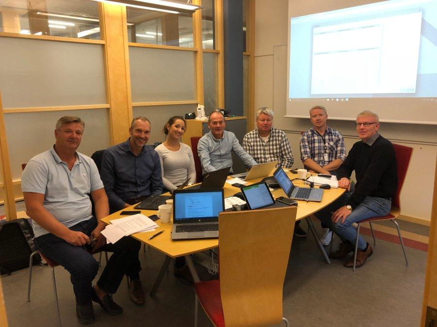 Nordisk avtale om BIM på byggeplassene