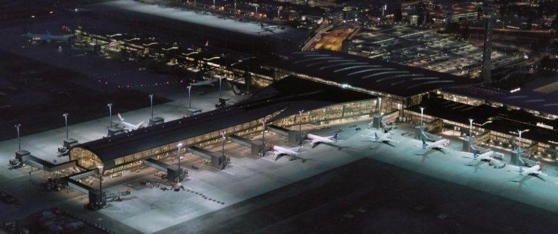 Brød & Miljø: Nye Oslo lufthavn