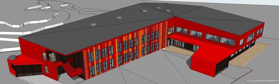 NCC oppgraderer Silsand barneskole