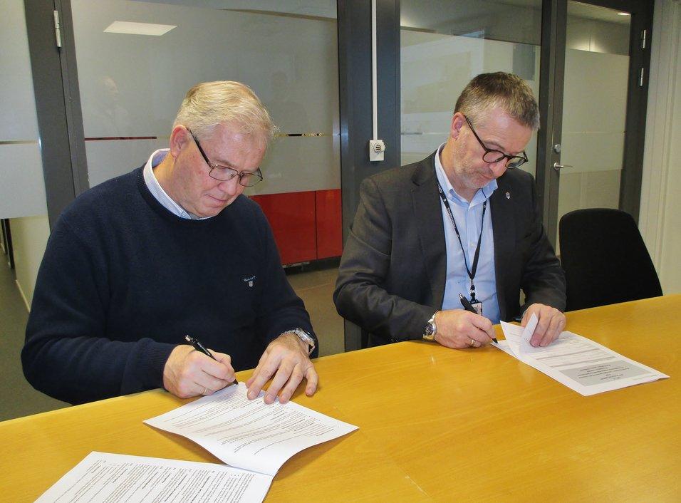 Forsvarsbygg inngår kontrakt på rådgivningstjenester