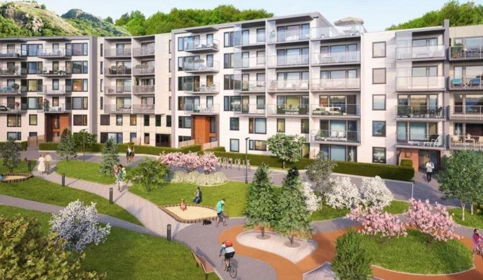 Bygger Norges mest energieffektive boliger
