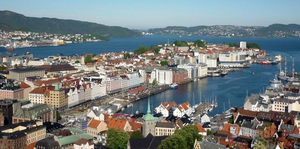 Starter tomtesøk i Bergen