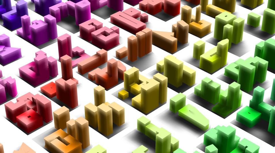 Program kan gi ny 3D-modell hvert sekund
