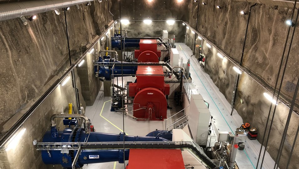 Norges første miljøsertifiserte anleggsprosjekt