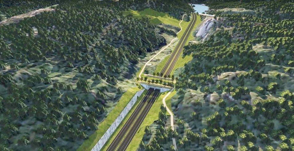 Oppgradering av utdatert hovedvei