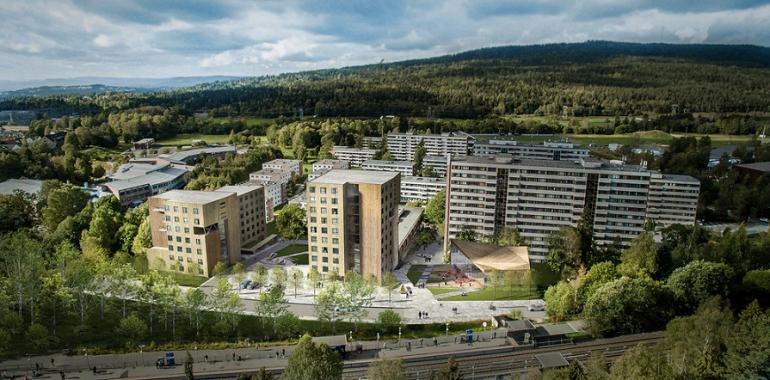 Oslos grønneste studentboliger – et forbildeprosjekt