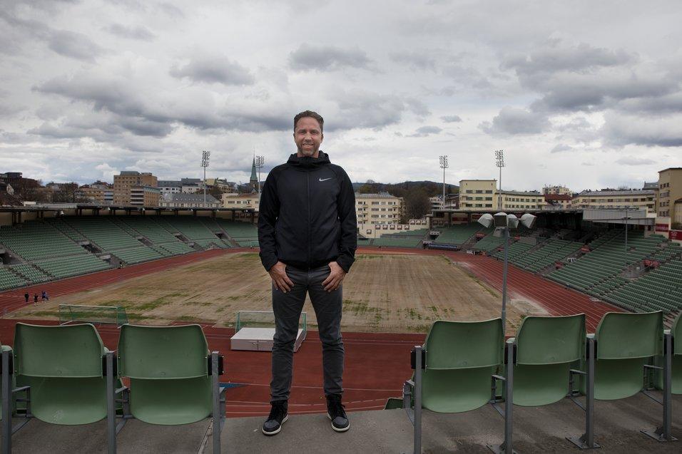 Bislett stadion blir enda grønnere