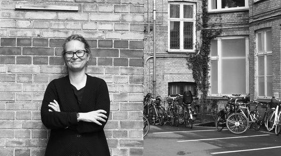 Mette Louise Jepsen, arkitekt og leder for SKALA Arkitekters nye kontor i Oslo.
