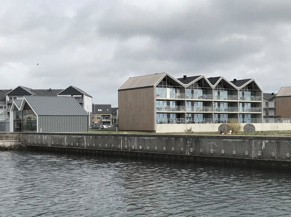 Dansk arkitektfirma satser stort i Norge