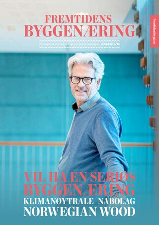 Fremtidens Byggenæring 1 utgave 2018 Image