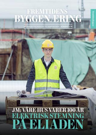 Fremtidens Byggenæring 2 utgave 2018 Image