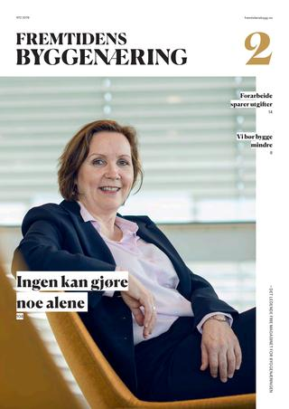 Fremtidens Byggenæring 2 utgave 2019 Image