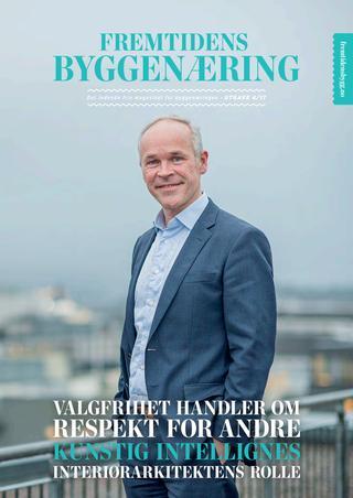 Fremtidens Byggenæring 4 utgave 2017 Image