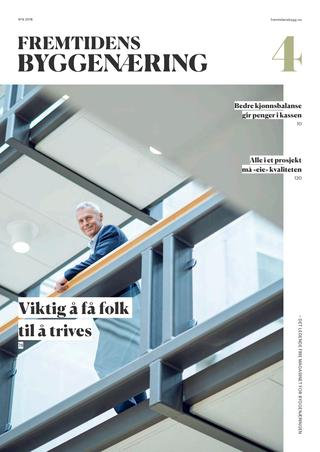 Fremtidens Byggenæring 4 utgave 2018 Image