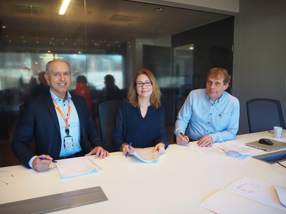 CERTEGO inngår samarbeidsavtale med JM
