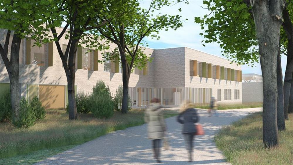 NCC bygger sikkerhetsbygg for St.Olavs hospital