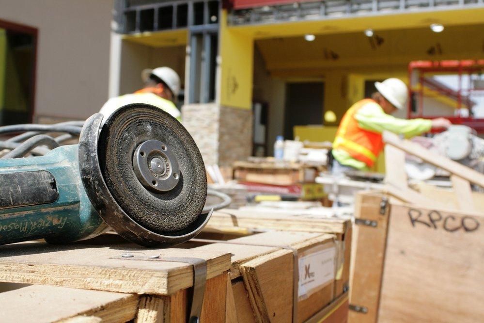 Liten nedgang i bygge- og anleggsaktiviteten