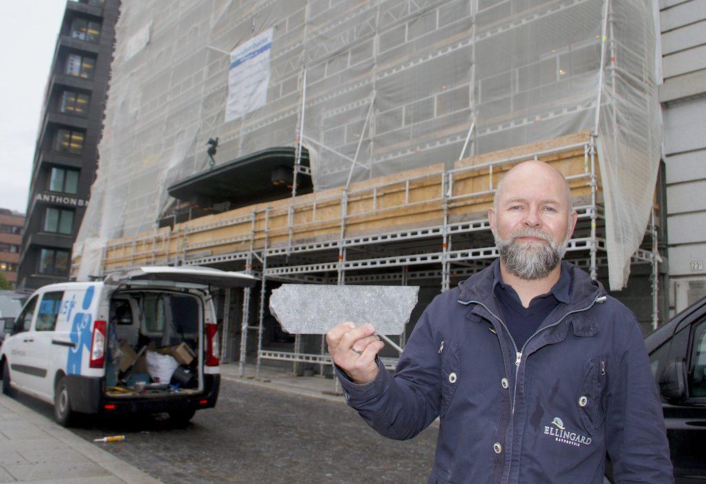 Unikt fasadeprosjekt i Oslo