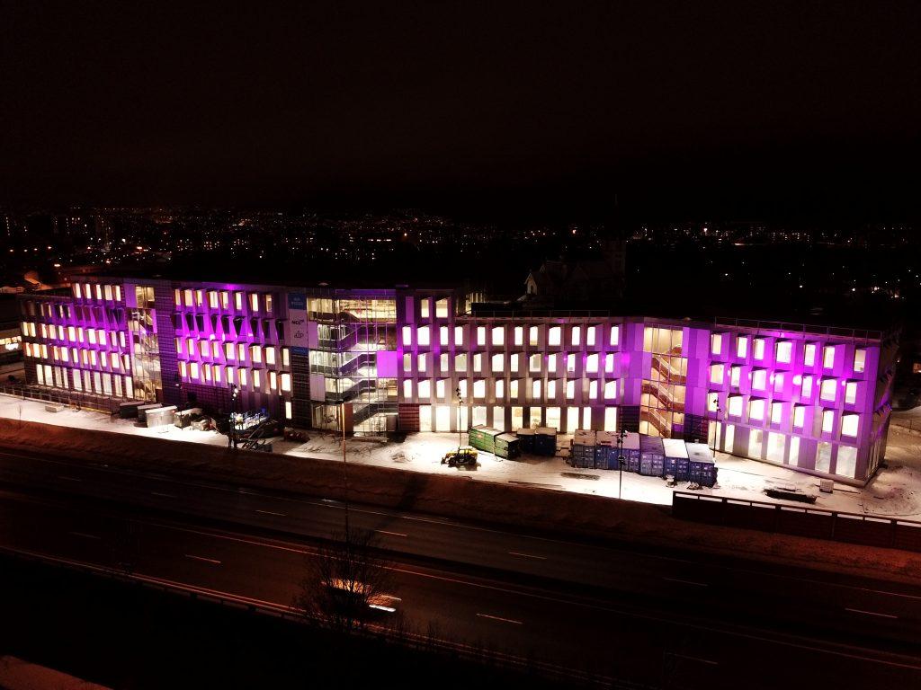 Lyngården har blitt et av Norges mest bærekraftige bygg