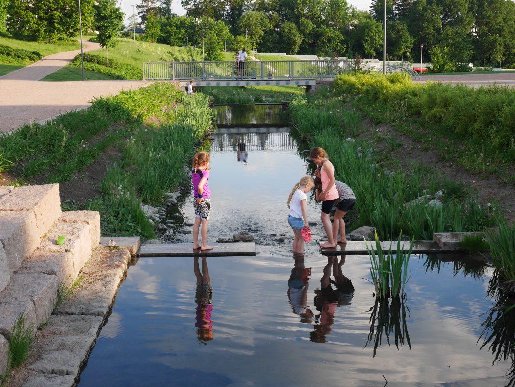 Landskapsarkitekters bidrag til det grønne skiftet
