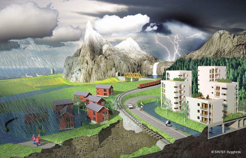 Klimatilpasning i en byggesak krever riktig kompetanse