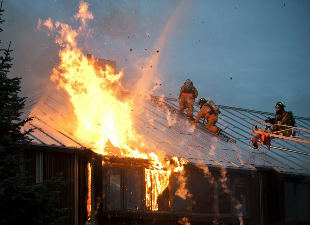 Unngå brannspredning i fasader