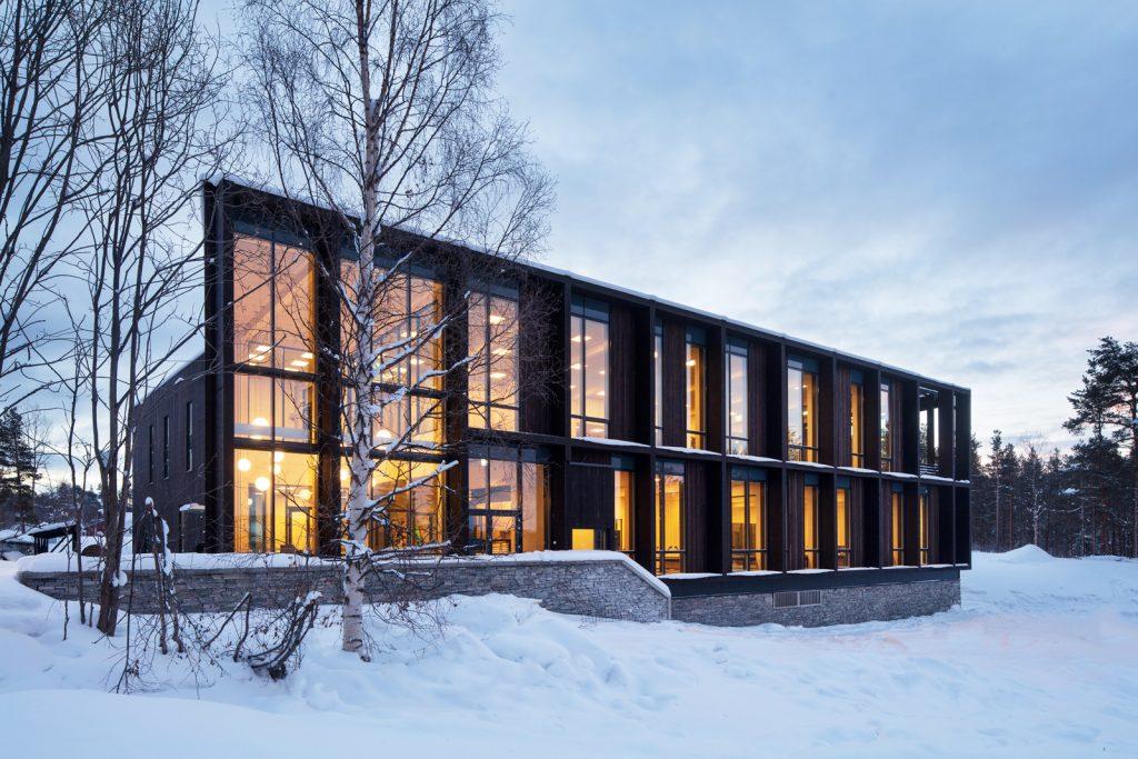 Bygget energieffektivt og miljøvennlig: Helt uten økonomiske overskridelser