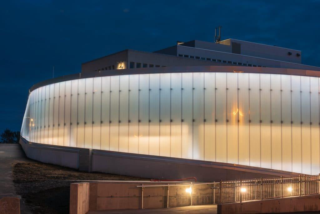 Norconsult lyser opp Bodø