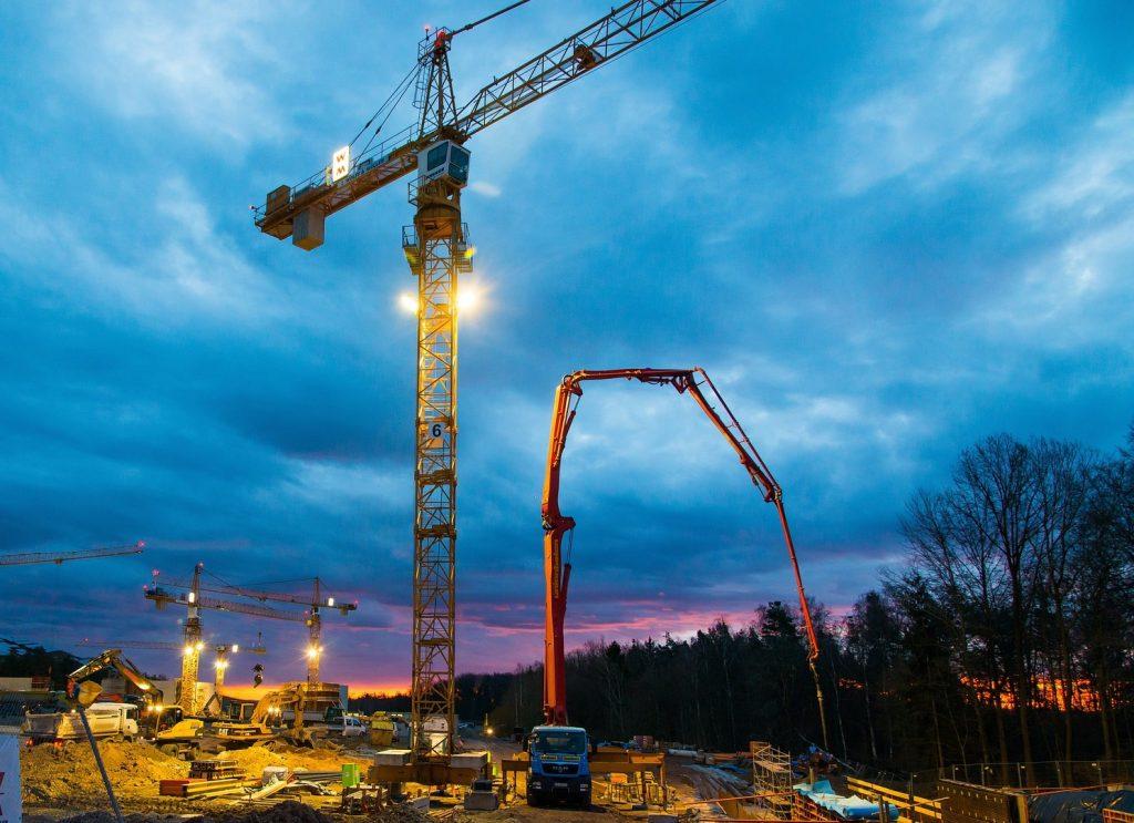 Sammensetning på norske byggeplasser er i endring