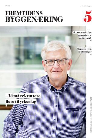 Fremtidens Byggenæring 5 utgave 2019 Image