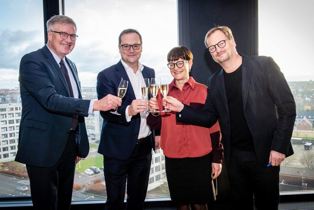 Rambøll slår seg sammen med arkitektfirma Henning Larsen