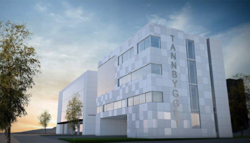Peab bygger passivbygg på Universitetet i Tromsø