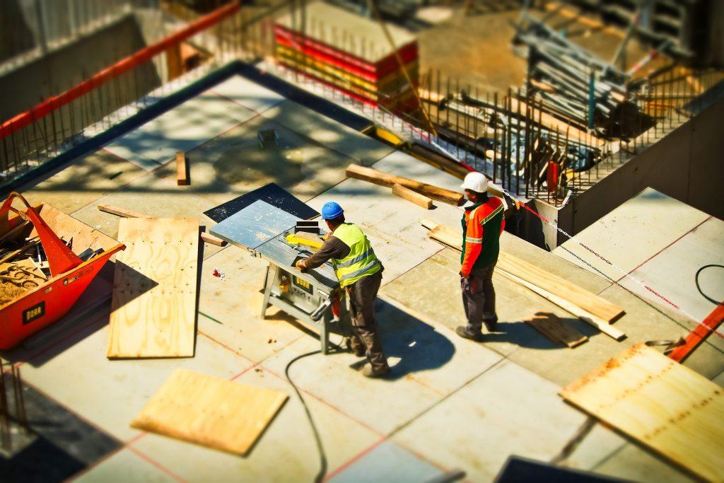En av fem bedrifter rammet av tyverier fra byggeplass