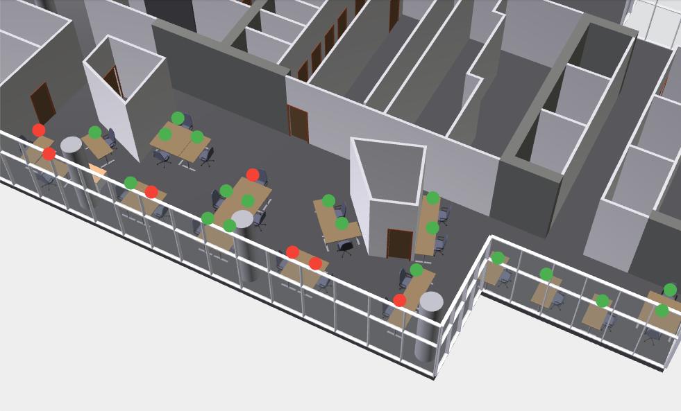 Digitale tvillinger for bærekraftig bruk av bygg