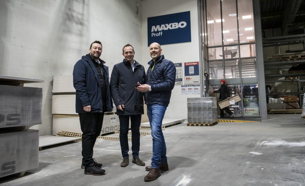 Maxbo Proff og Holte skal hjelpe håndverkeren med digitaliseringen