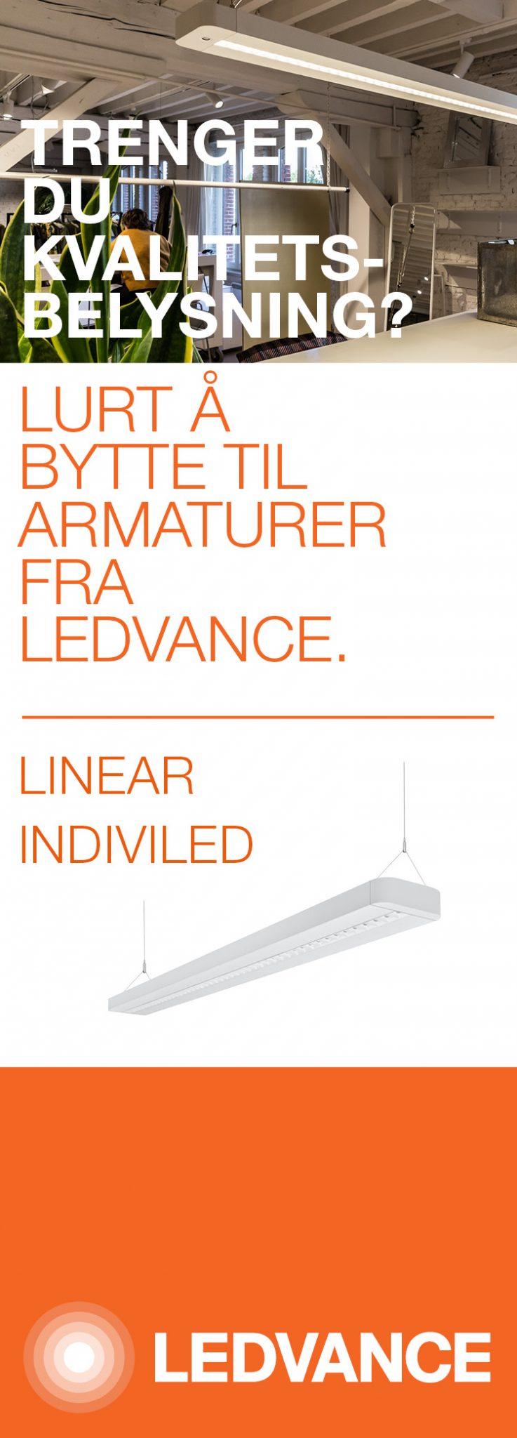 Ledvance Skyskraper Banner