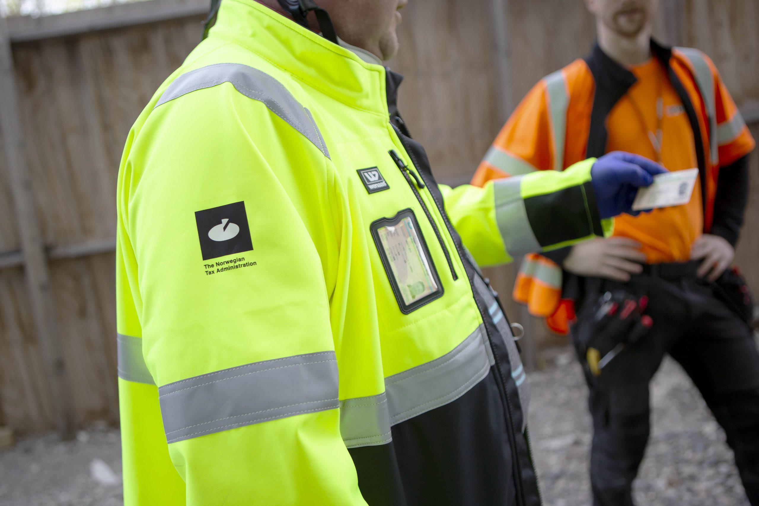 Kontrollerte byggeplasser i Oslo, Bergen og Stavanger