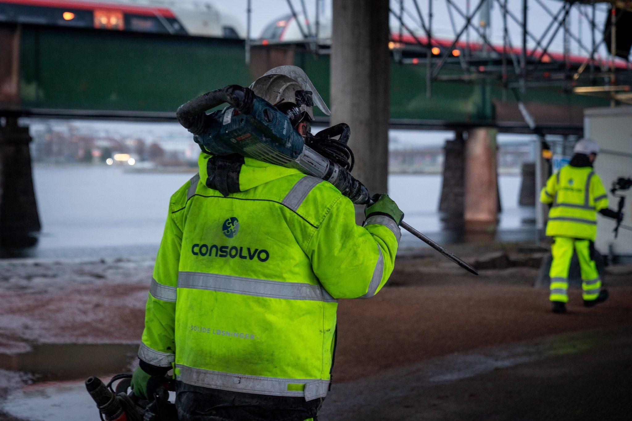 Consolvo ISO-sertifisert innen kvalitet og miljø