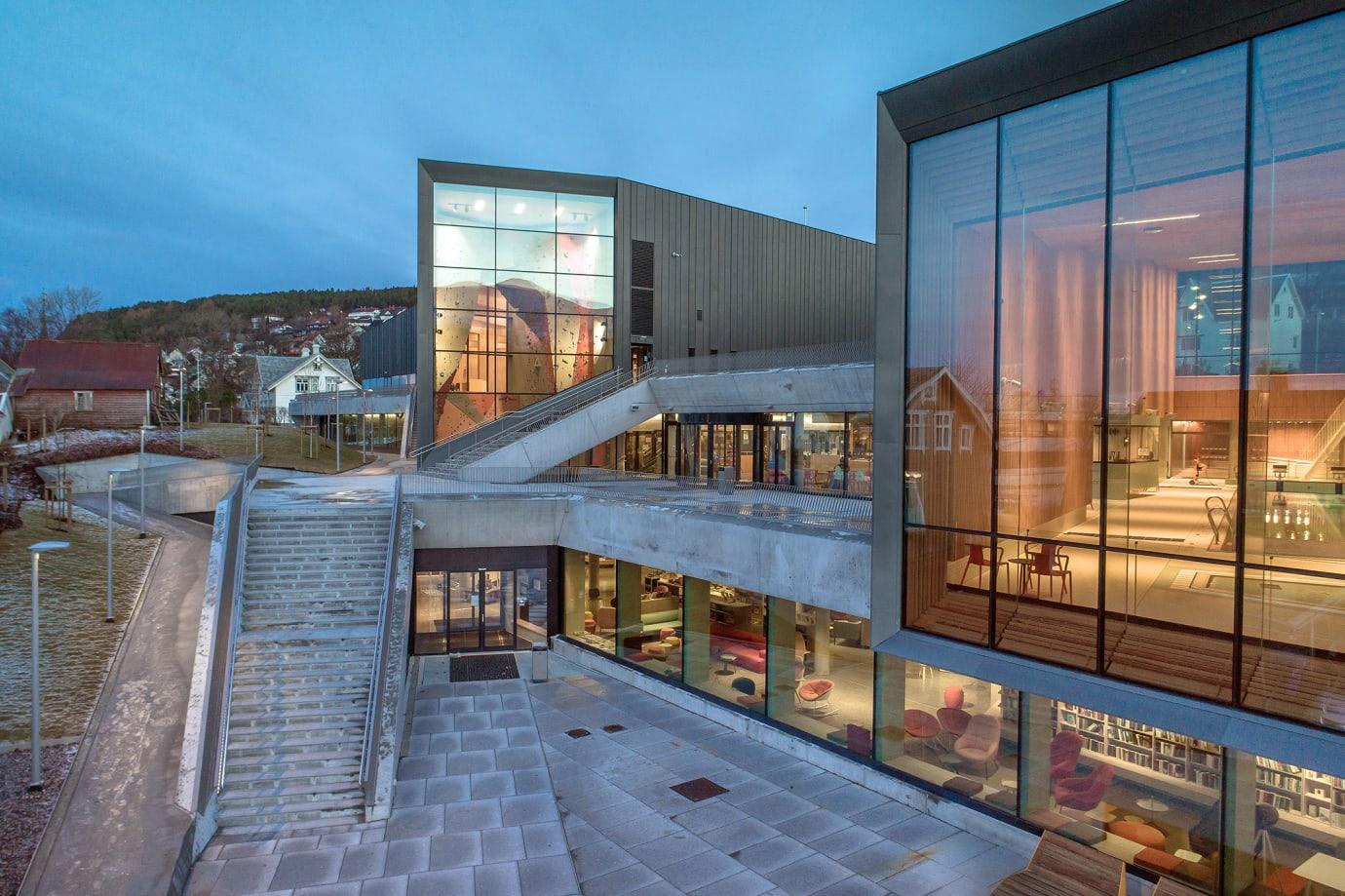 Ulstein Arena får heder i nasjonalt verdiprosjekt