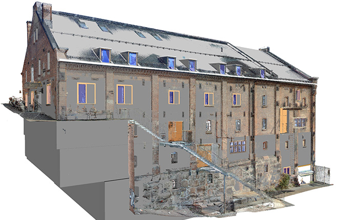 Forvalter gamle bygg med fremtidens teknologi